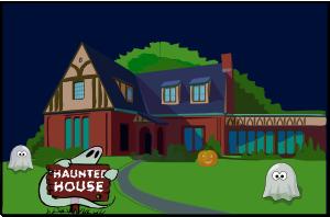 [haunted house]